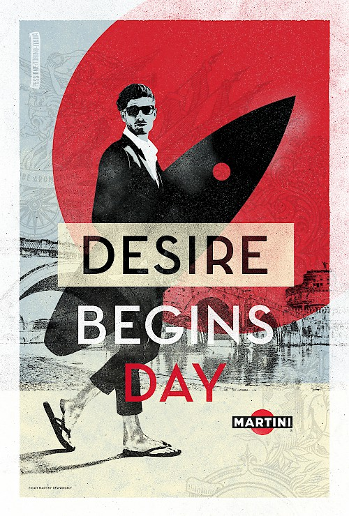 Martini - Begin Desire Surfer