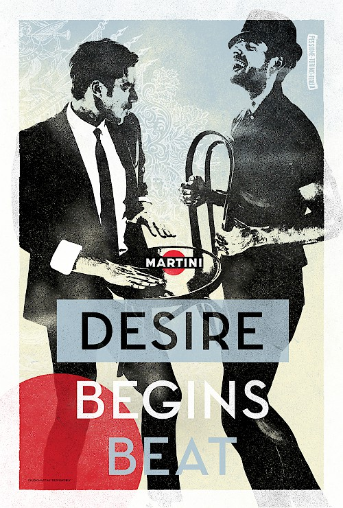Martini - Begin Desire Drummer