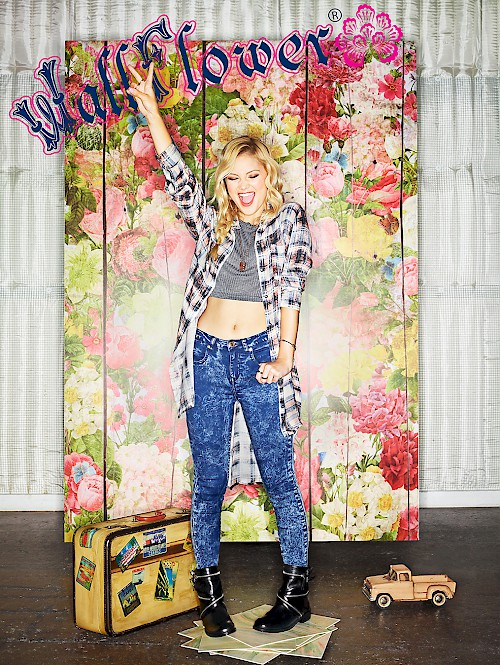 WallFlower Jeans - Olivia Holt Travel