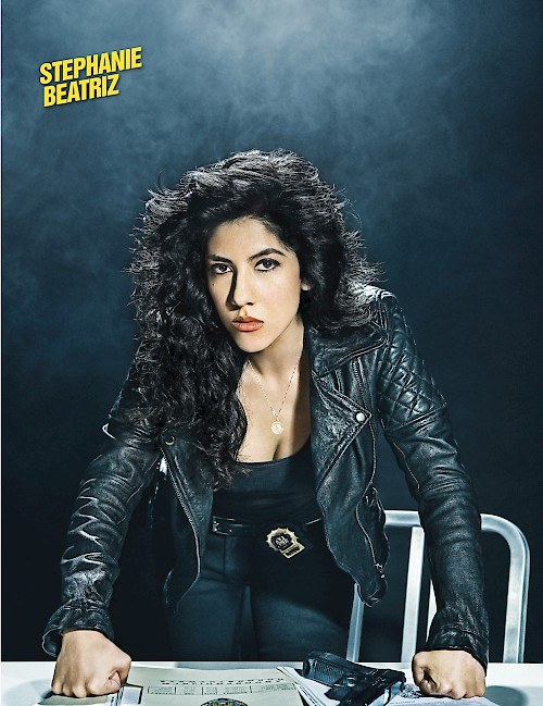Brooklyn 99 - Stephanie Beatriz