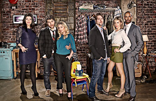 Happy Endings - Cast
