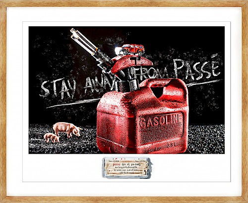Silent Picture - Stay Away From Passe