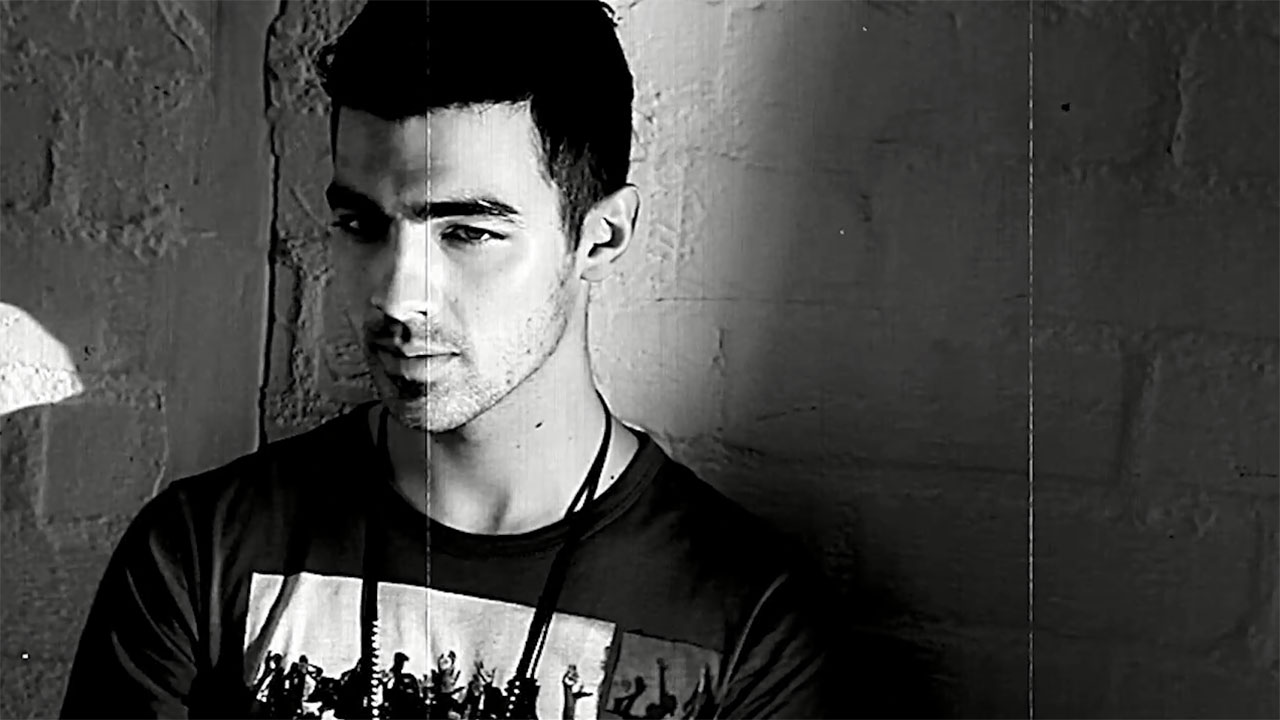 Joe Jonas for Trinity Stars Magazine