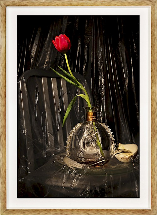 Flower in a Bottle - Number 7