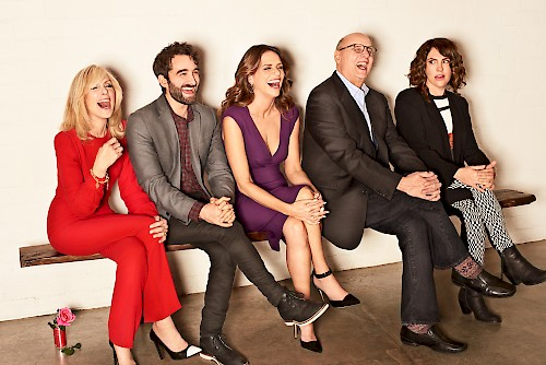 Transparent - The Cast