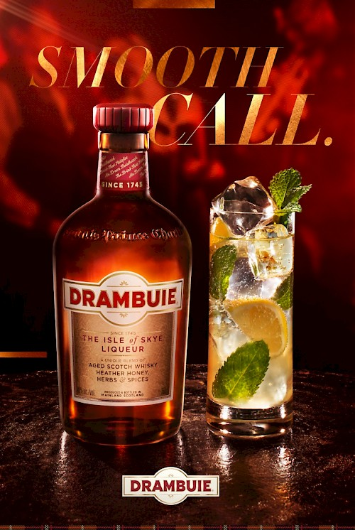 Drambuie - Tomcollins
