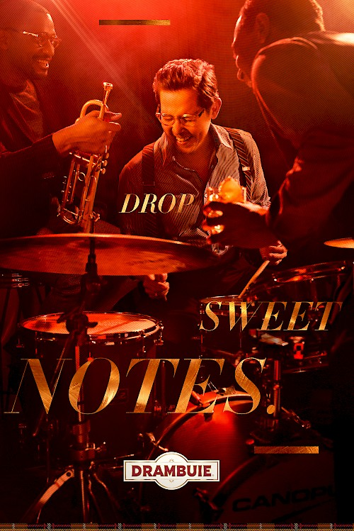 Drambuie - Drop Sweet Notes