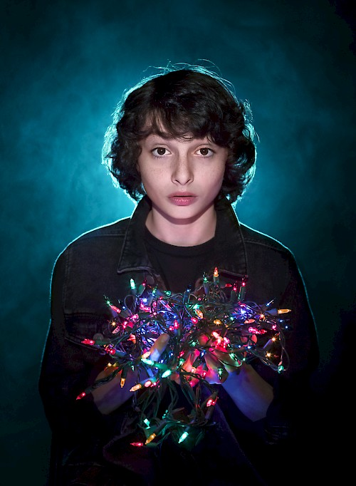 Stranger Things - Finn Wolfhard B Side