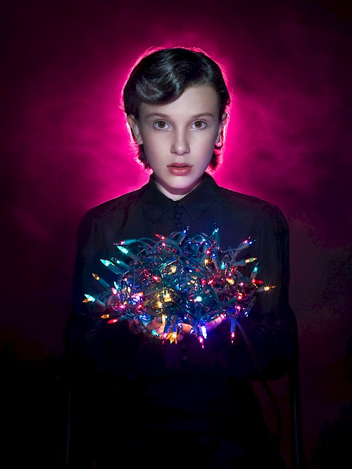 Stranger Things - Millie Bobby Brown B Side
