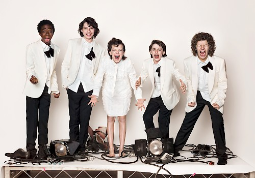 Stranger Things - Group Shot